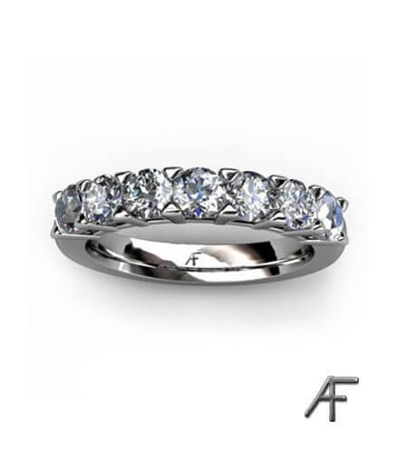 alliansring 7 x 0.16 ct