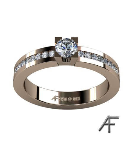 amor 0.23 ct diamant