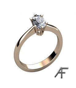 cusion cut diamond 18k