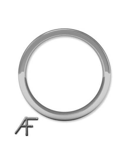 flack ring platina