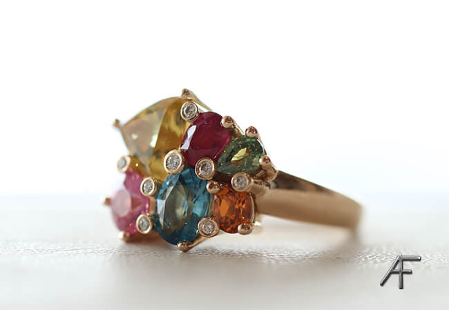 egen ring designas