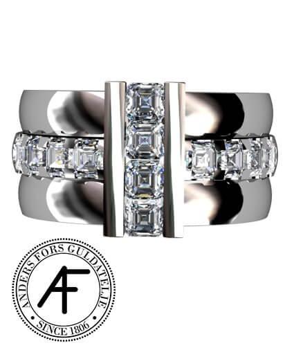 Flanderslipade diamanter